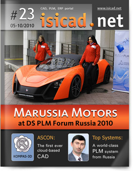 isicad brief overview of the russian cadplm market